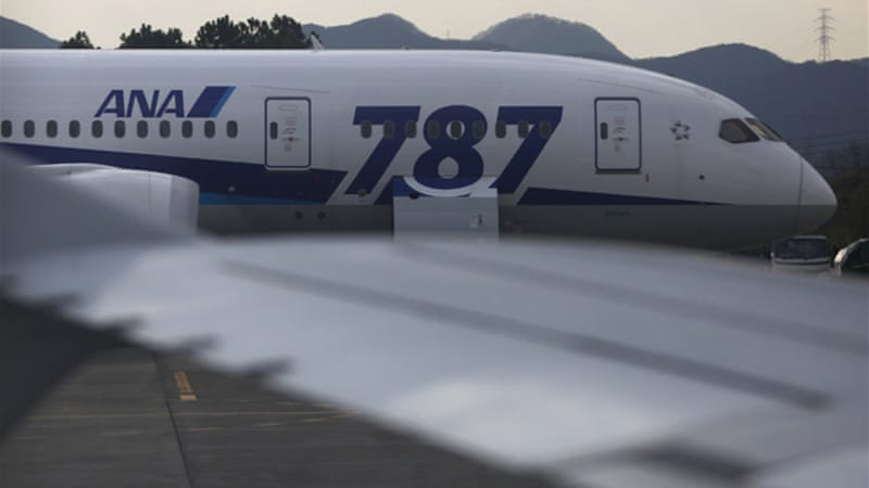 Japan's All Nippon Airways will conduct around 230 test flights before allowing passengers on board [Reuters]