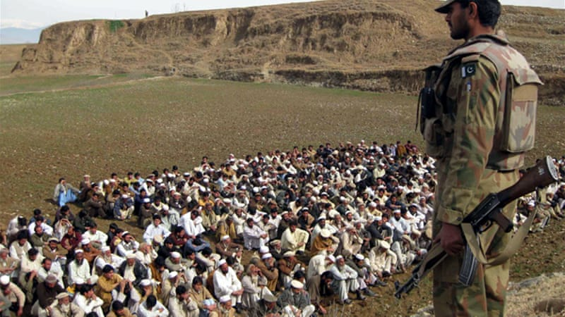 The Tehreek-e-Taliban Pakistan and other armed groups hold sway over large swathes of FATA [EPA]