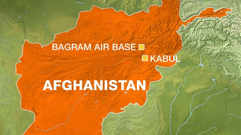 Auto  bomb kills three U.S.  servicemembers, one contractor outside Bagram Air Field
