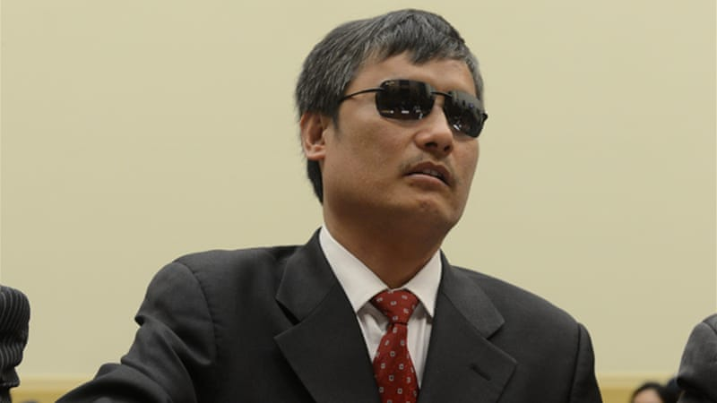 Chen Kegui was sentenced in November to three years in prison after his uncle Chen Guangcheng escaped [EPA]