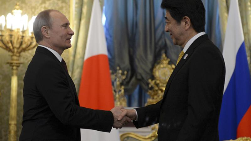Japan and Russia: Trade before territory?
