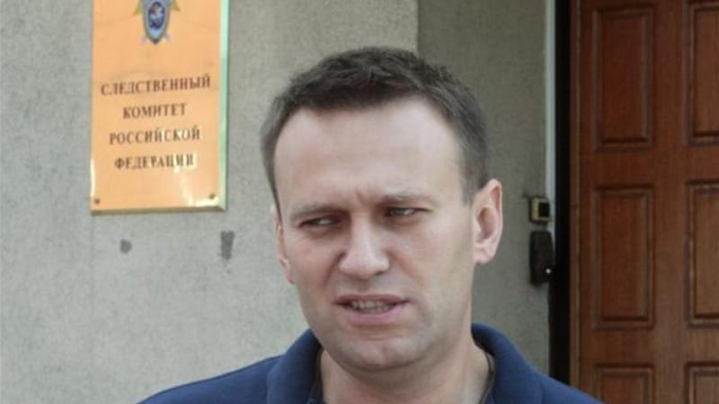 Russian anti-corruption blogger Alexey Navalny was able to expose politicians and uncover their secrets with the help of different journalists and lawyers [Reuters]