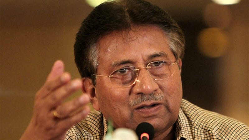 Musharraf seized power in a coup in 1999 when he was serving as army chief and ruled for nearly a decade [EPA]