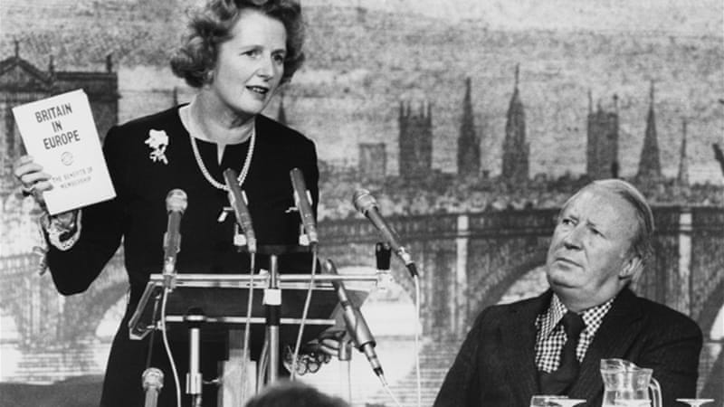 Denigrated and alienated by Thatcher, professional diplomats went from Whitehall heroes to estranged quietists, writes Sloan [Getty]