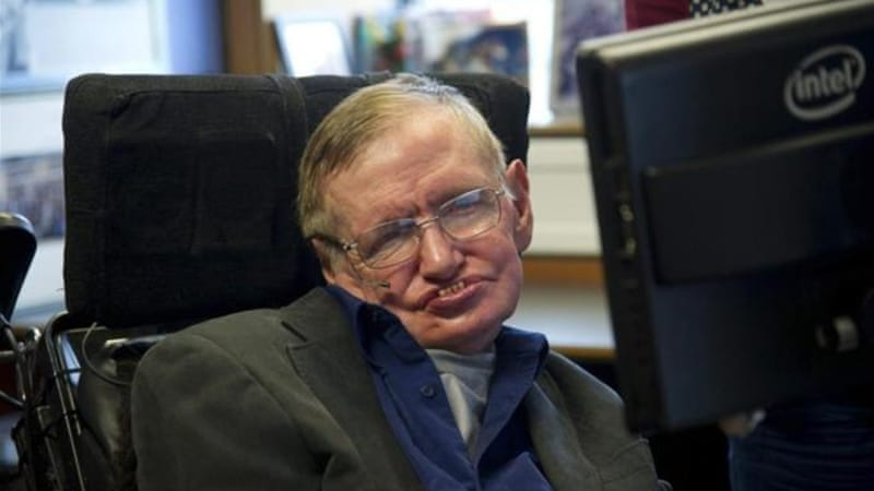 Physicist Stephen Hawking recently said that philosophers have not kept up with science and their art is dead [EPA]