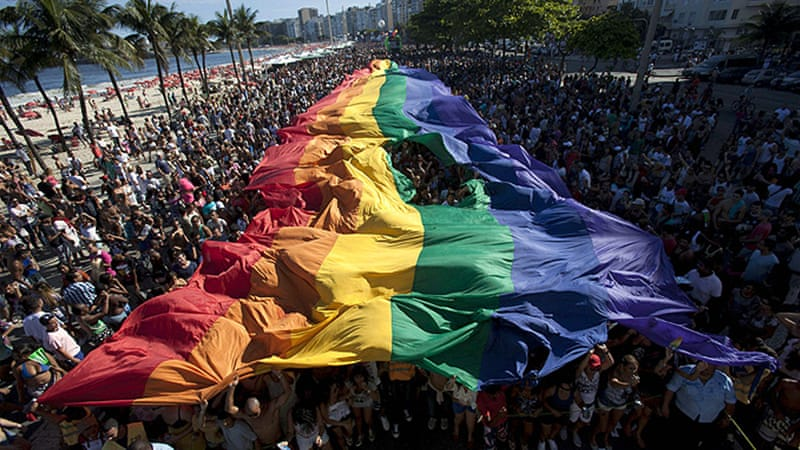 The ruling was welcomed by rights activists in Rio de Janeiro [EPA]