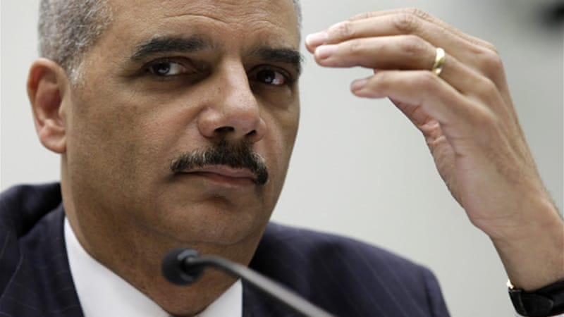 Holder has defended the decision to subpoena records from AP staffers as a response to a 'grave leak' [Reuters]