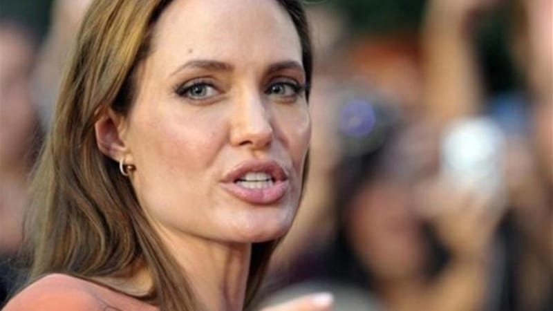 Angelina Jolie has the BRCA1 gene mutation, which is extremely rare [AP]