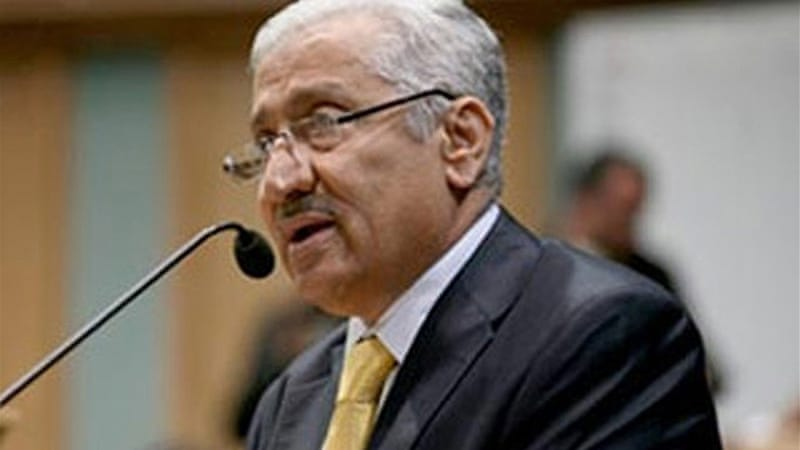 Abdullah Ensour said Jordan and Qatar had differences over the Syrian crisis (Courtesy: Petra News Agency)
