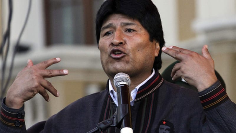 Analysts say Bolivia's move signals to the US that it does not have the same influence it used to [Reuters]