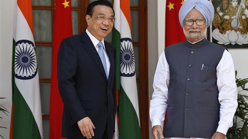 India and China: Building trade and trust