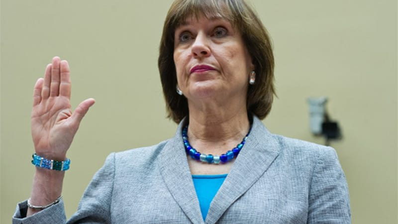 Lerner has denied any wrongdoing after being implicated in the targeting of conservative groups [AFP]