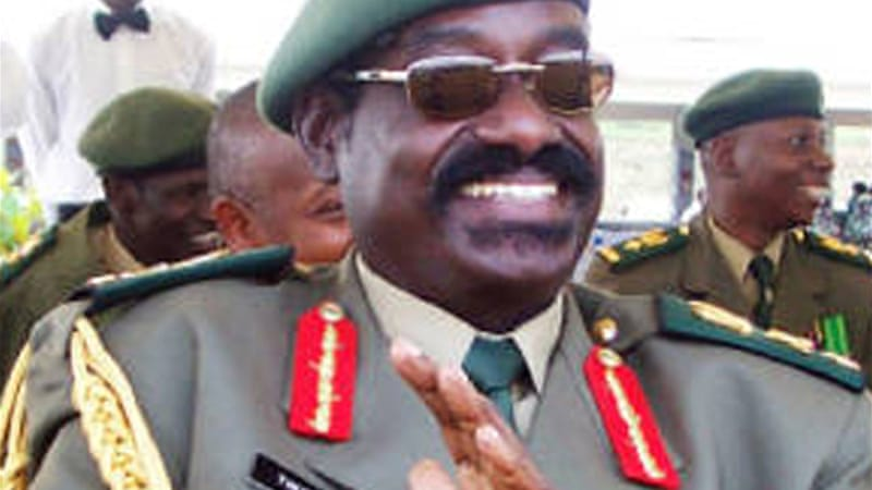 General David Sejusa is out of the country and has been reportedly offered police protection in Britain [Al Jazeera]