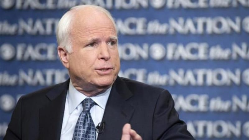 It remains unclear whether McCain told US government leaders about his plans to visit the country [Reuters]