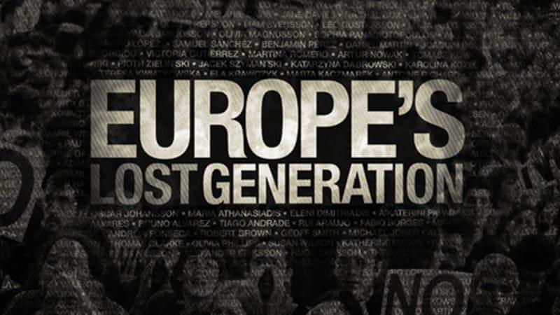 AJE Magazine: Europe's Lost Generation - Al Jazeera English