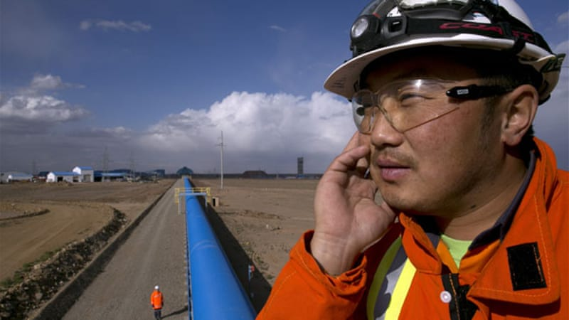 The overall life of Oyu Tolgoi mine is expected to be at least 50 years [Getty Images]
