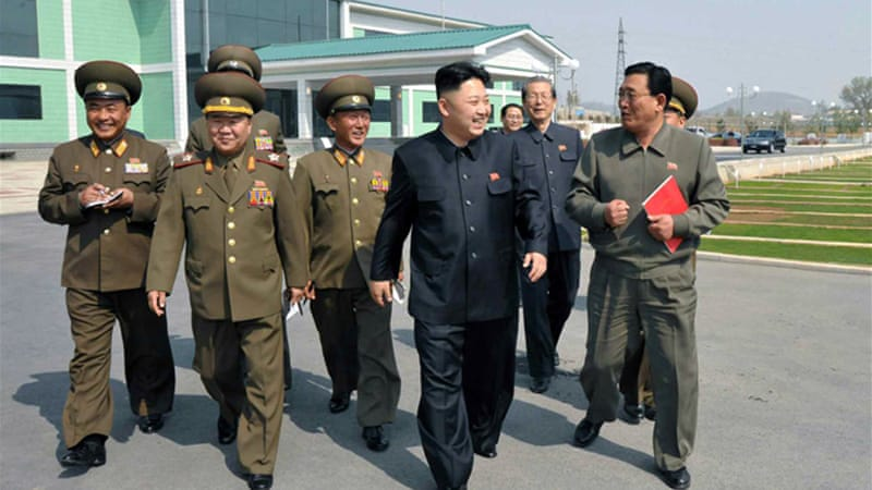North Korea has recently threatened nuclear and missile strikes against the US [File: EPA]