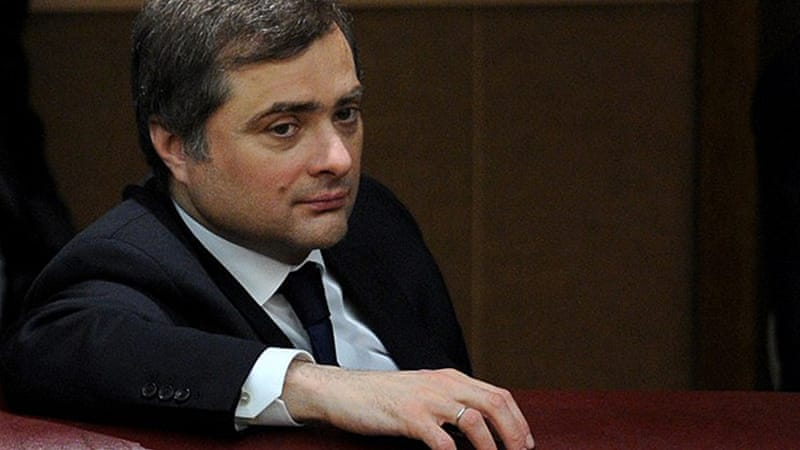 Surkov oversaw Putin's domestic political strategy, electoral campaigns and the tightly controlled media  [AFP]