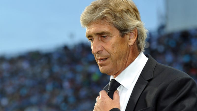 Pellegrini was confirmed at the helm of Manchester City on Friday [GALLO/GETTY]
