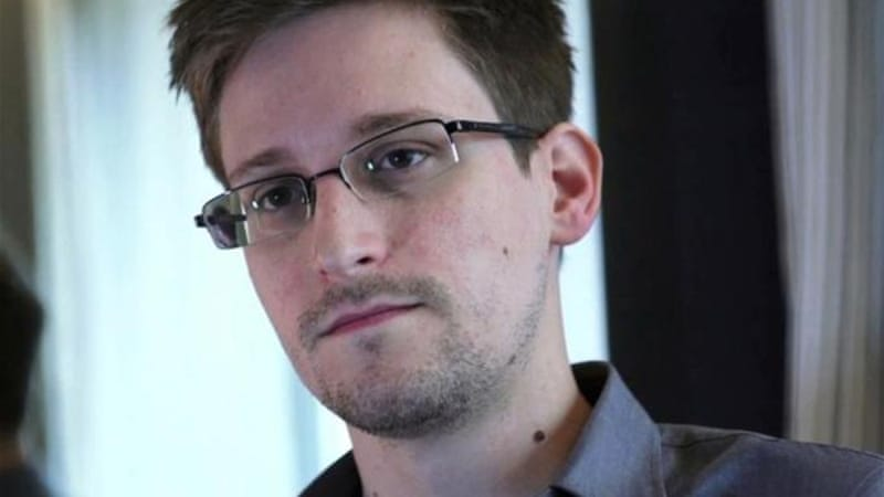 "Edward Snowden pointed out that Americans are ""not even aware of what is possible"" and that ""the extent of the [government's] capabilities is horrifying"" [AP]"