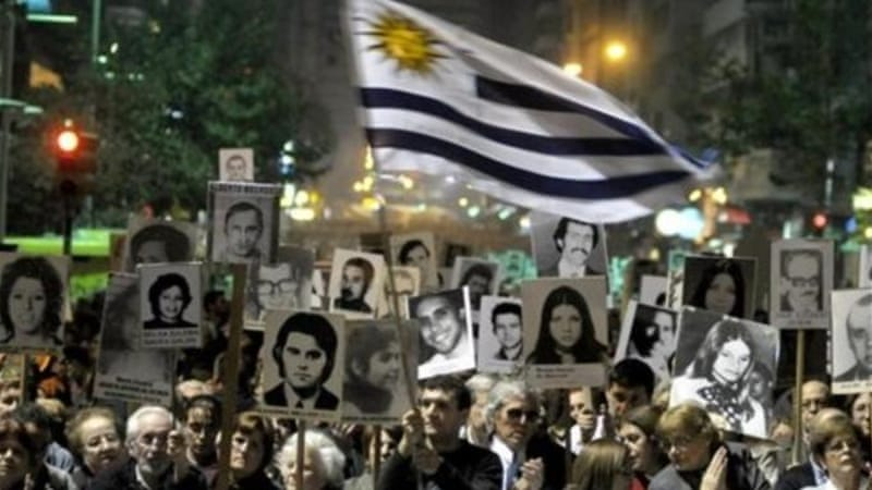 Uruguay's dictatorship involved mass incarceration, torture and forced disappearances [AP]