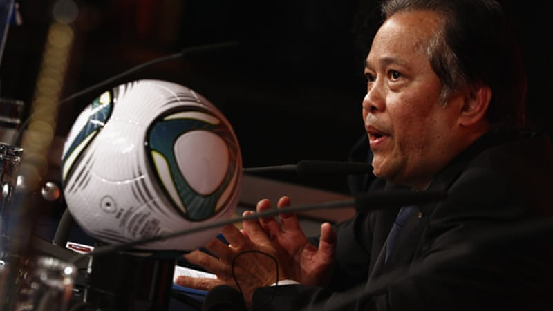 Thai FA boss Worawi Makudi is under pressure ahead of presidential elections [GALLO/GETTY]