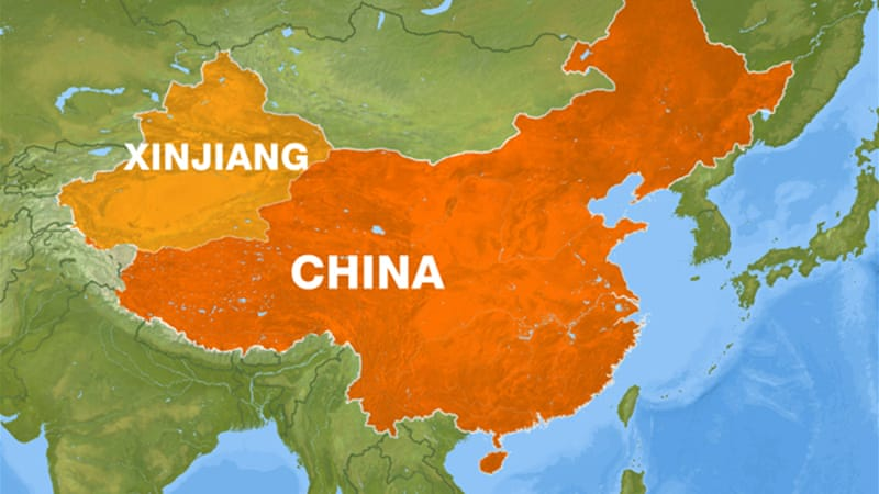 Resultado de imagem para Xinjiang
