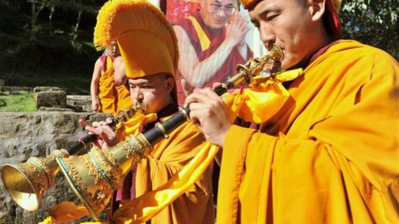 Tibetans believe the attack was aimed at stealing documents and spying on people who visit the official site [AFP]