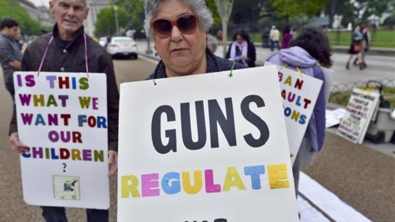 Can laws eradicate gun violence?
