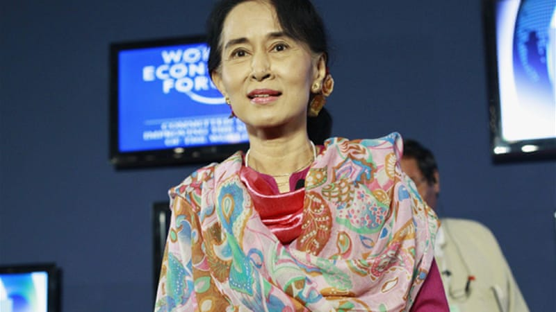 """Aung San Suu Kyi has condemned the recent violence against the Muslim community but has remained curiously silent on the suffering of the Rohingya,"" writes Akins [Reuters]"