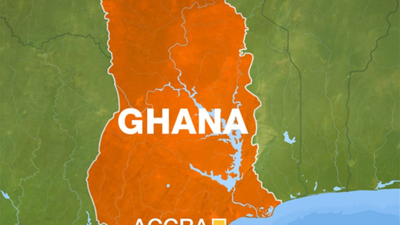 Explosion at gas station in Ghana leaves six dead