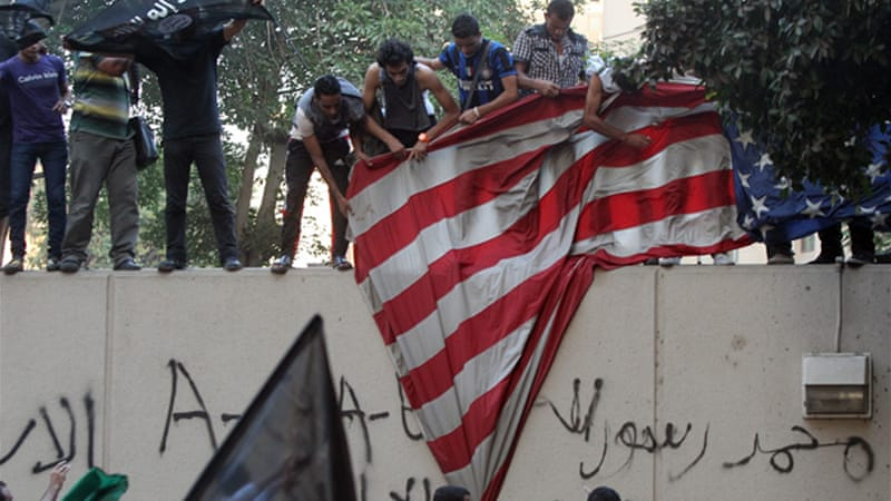 Exclusive: US bankrolled anti-Morsi activists