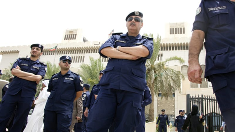 Kuwaiti prosecutors have ordered that a probe into an alleged coup plot be held in secret [Reuters]
