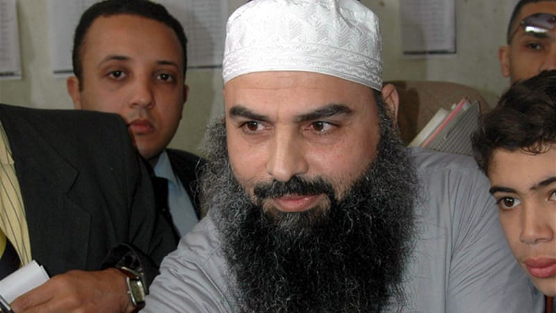Egyptian imam, Osama Mustafa Hassan, known as Abu Omar was snatched from a street in Milan in 2003 [EPA]