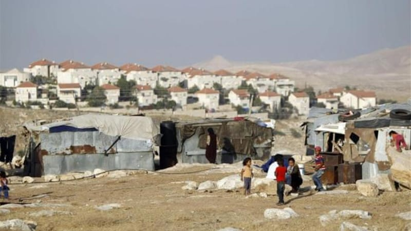 Population of illegal settlements in West Bank grew by 2.1 percent in six months of this year [Reuters]