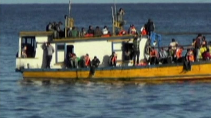 Australia dealt with more than 17,000 refugee boats in 2012, and by June 2013 the number was already at 15,728