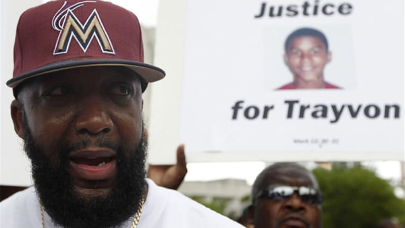 """The same depraved interpretation of the law which made hunting and killing Trayvon Martin in cold blood ""legal"" is what allows the violence inflicted against countless others...acceptable,"" writes Murtaza Hussain [Reuters]"