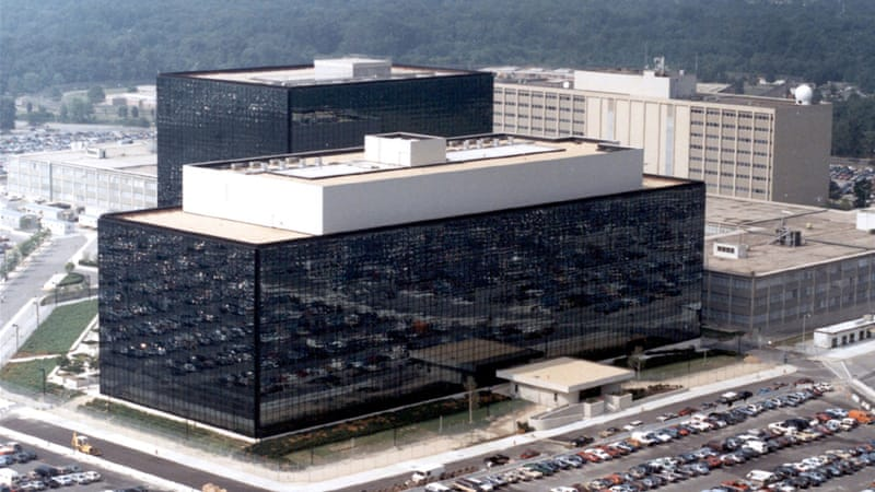 The NSA said the intercepts had been made inadvertently due to technical limitations, and were deleted [Reuters]