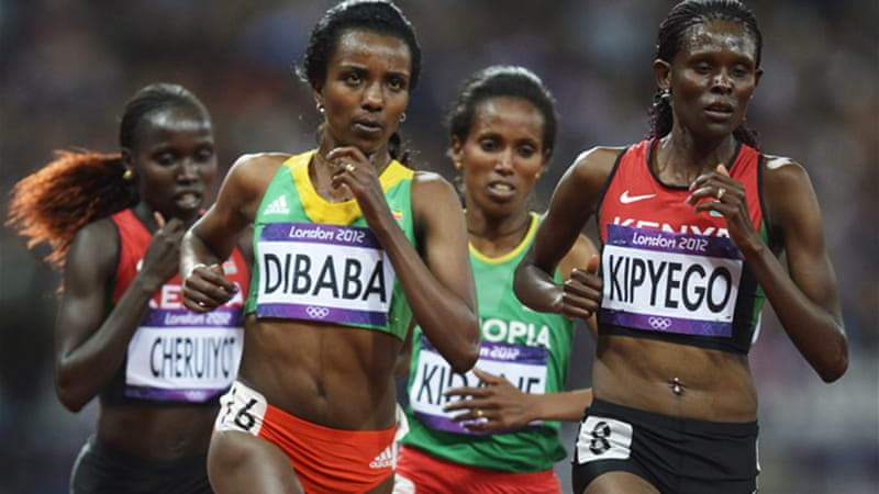In the family: Kipyego's sister Sally failed to qualify for Moscow due to injury [EPA]