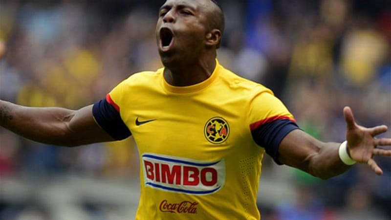Benitez was top scorer in the Mexican league last season with Club America [AFP]