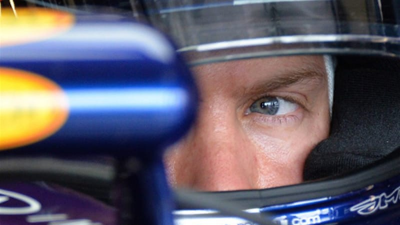 Three-time F1 champion Sebastian Vettel has still not won at his home grand prix [AFP]