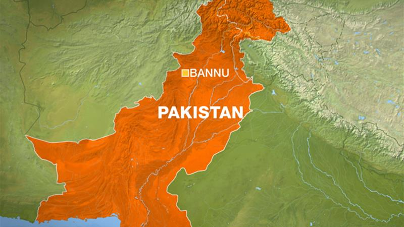 128 dead following blast at Pakistan election rally