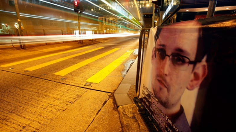 Former NSA contractor Snowden leaked a trove of information about US electronic surveillance programme [Reuters]