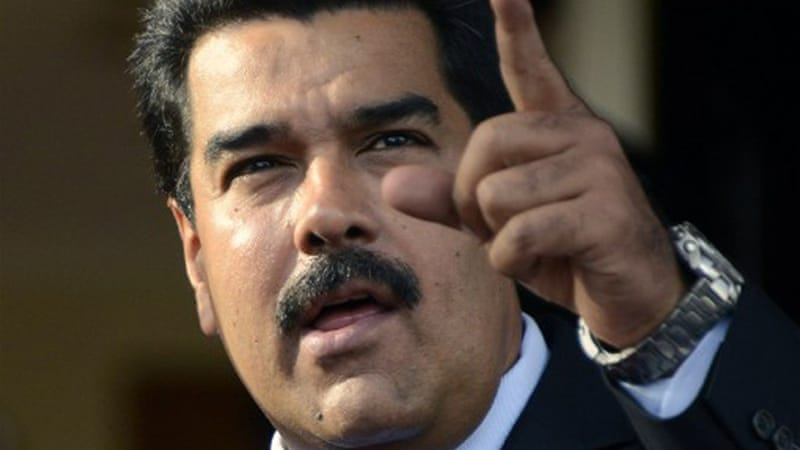 President Maduro asked government to grant him decree powers he says he needs to fight graft [AFP]