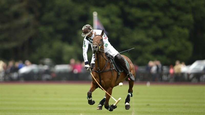 Hyder says polo in Pakistan is evolving and there is increased public and sponsorship interest [Images of Polo]