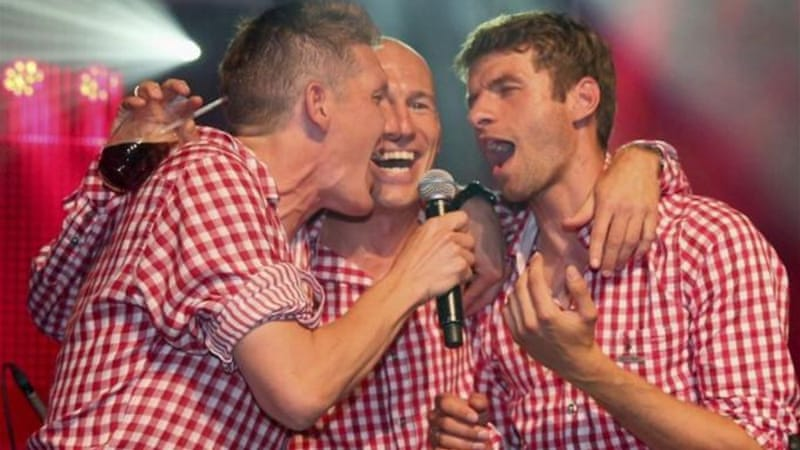 Four Bayern Stars Up For Uefa Award News Al Jazeera