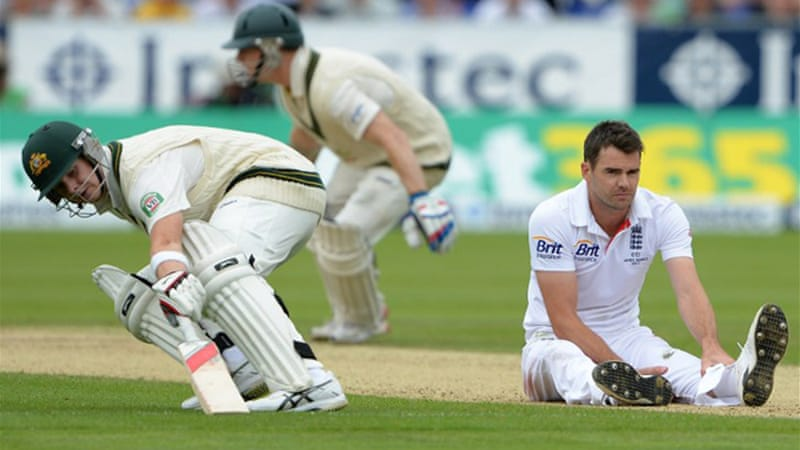 Rogers had progressed to 101 not out and Australia had moved to 222-5 before bad light ended play early [AFP]
