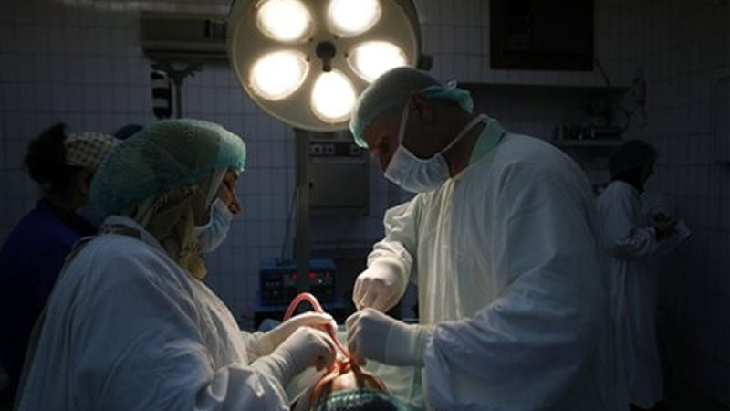 1.5 million plastic surgeries are performed in Lebanon each year (an estimated 20 percent of them on men), according to the Lebanese Society of Plastic, Reconstructive and Aesthetic Surgery [AP]