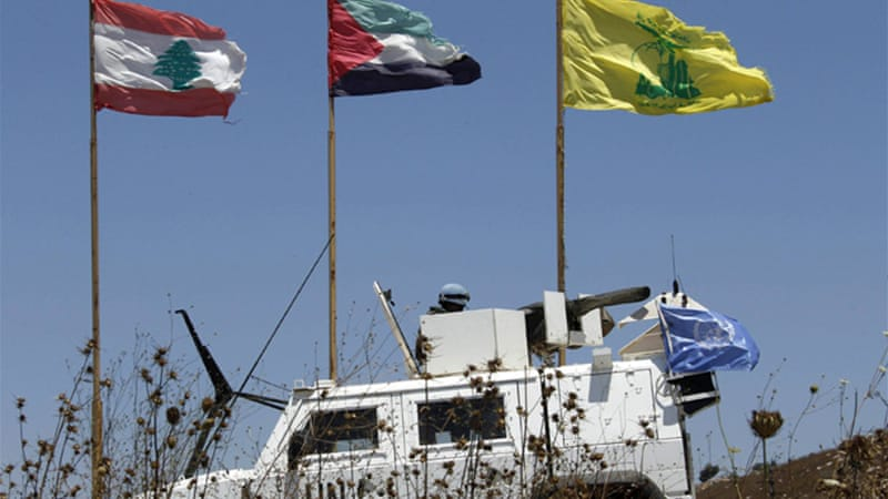 UNIFIL was established in southern Lebanon following Israel's invasion in 1978 [Reuters]