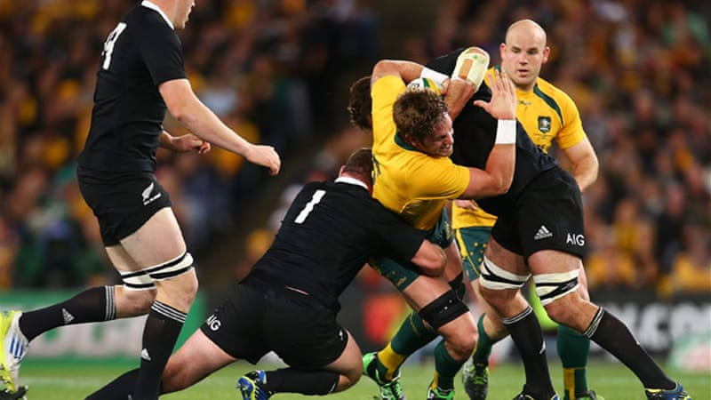 The Wallabies were hammered 47-29 by an All Blacks side last week, and are widely expected to lose again [GETTY]